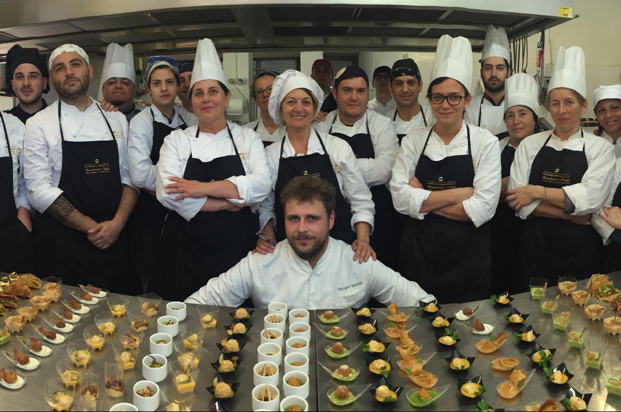 Corso cucina Accademia Chef