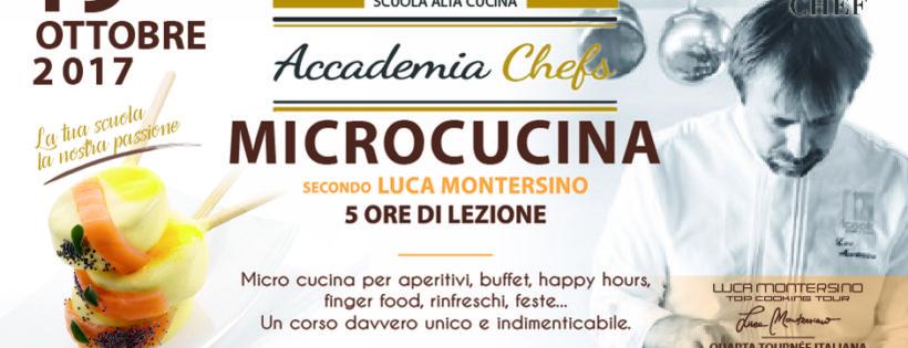 La Micro Cucina Di Luca Montersino