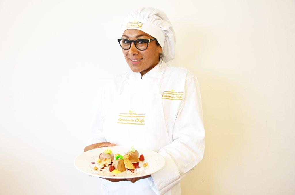 Miluzka Rojas Accademia Chefs