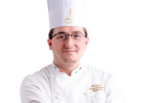 Roberto Cantolaqua - Maestro Pasticcere di Accademia Chefs