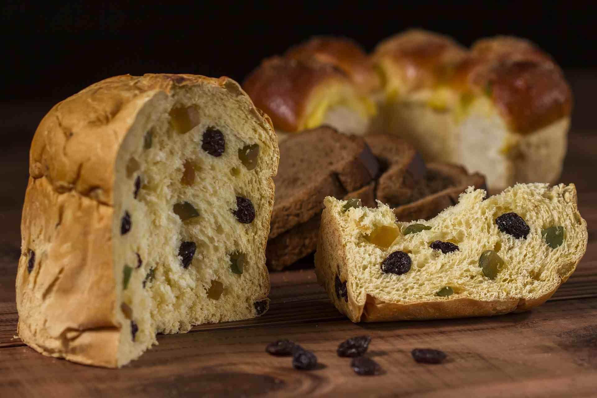 Accademia Chefs - Panettone con canditi e uvetta