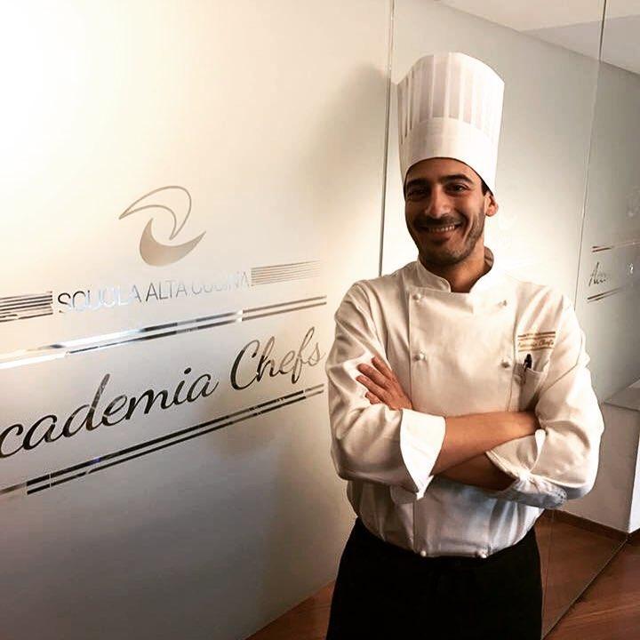 Alberto D'Agostino ad Accademia Chefs